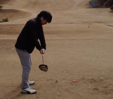 ゴルフスイングで三角形を崩さない方法・動画まとめ